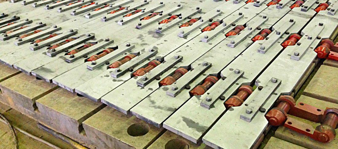 Комплект плаcтин для ГГМ