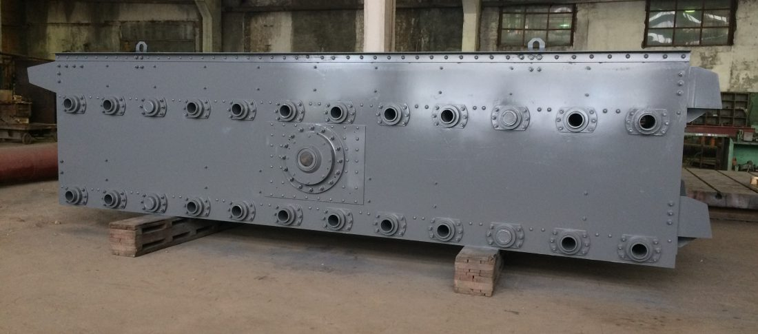 Грохот ГИТ-62