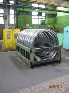 Продукция завода 015